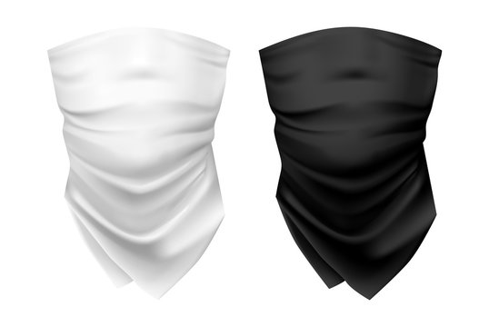 Blank wear for neck or set of realistic shawl