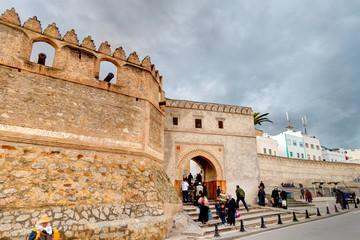 Wall Mural - Tetouan Medina, Morocco