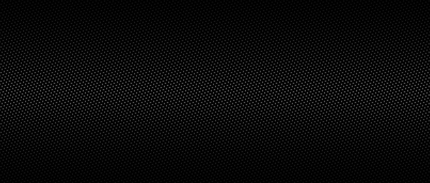 white and black carbon fibre background and texture.