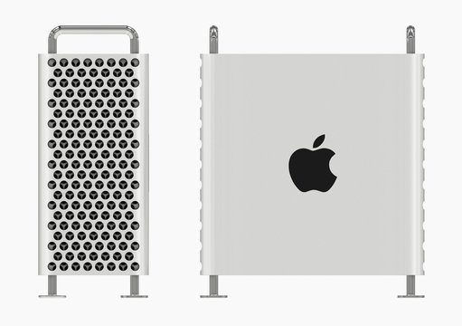 Mac Pro 2019 computer by Apple