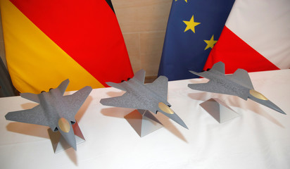 France, German, Spanish defence ministers sign contract for prototype of next-generation fighter in Paris