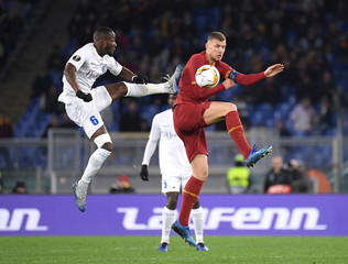 Europa League - Round of 32 First Leg - AS Roma v Gent