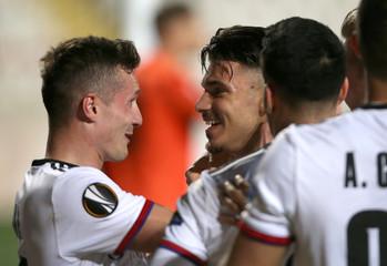 Europa League - Round of 32 First Leg - Apoel Nicosia v Basel