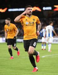 Europa League - Round of 32 First Leg - Wolverhampton Wanderers v Espanyol