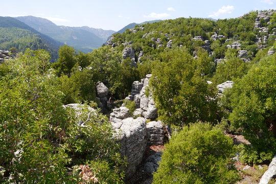 Türkei Taurusgebirge