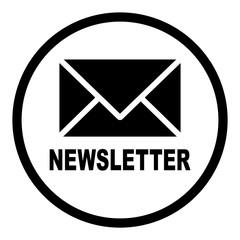ewni30 ElementWebNewIcon ewni - newsletter icon. - news sign. - simple line - web graphic on white paper - square xxl g9082