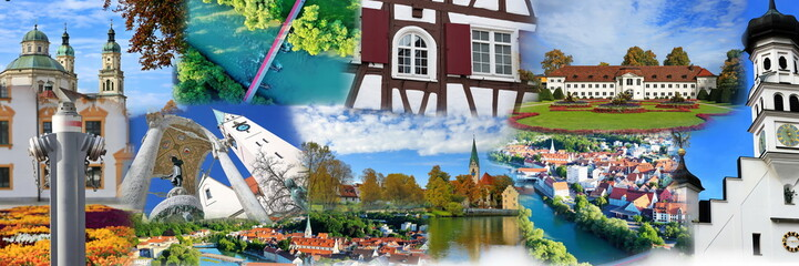 Fotomurales - Kempten Collage