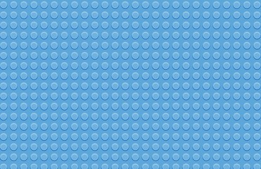 blue background with pattern . lego concept