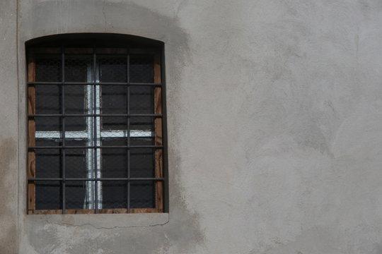 Window of prison