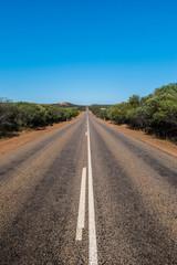Road Outback Australia