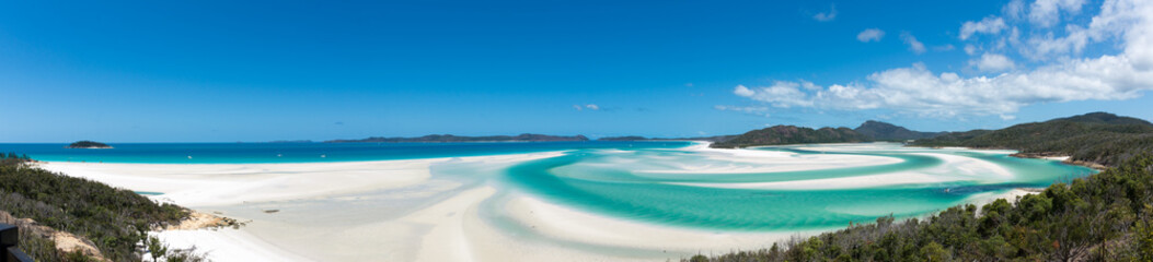 Foto op Plexiglas Caraïben Whitehaven Beach