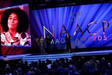 51st NAACP Image Awards – Show – Pasadena - Tracee Ellis Ross