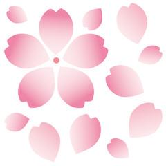 桜アイコン05
