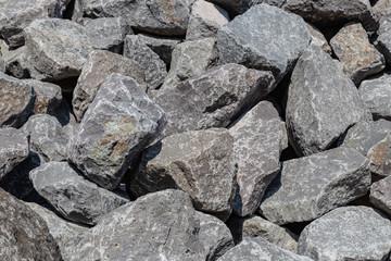 rocks for construction
