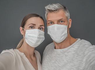 panemic virus mask protection