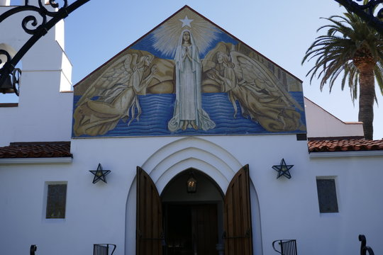 our lady of the sea church