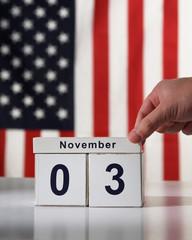 November Voter Election Date