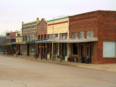 Historic Downtown - Texas