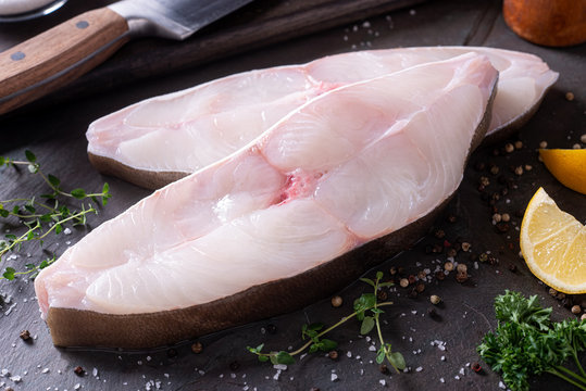 Fresh Halibut Steaks