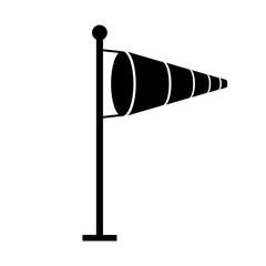 Fototapeta wiatrowskaz ikona obraz