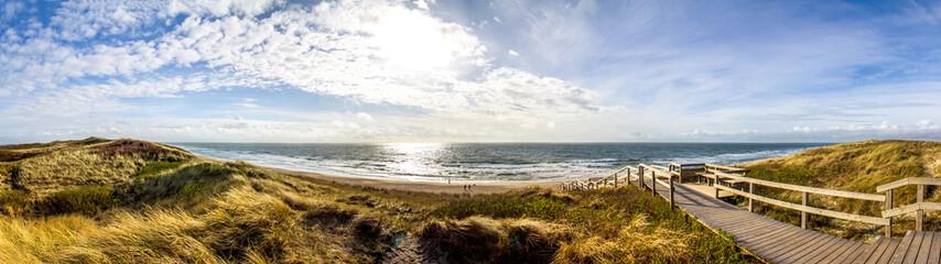 Wenningstedt, Strand, Sylt, Nordsee, Deutschland