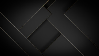 geometric background in dark shades