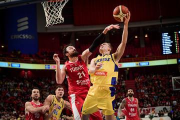 FIBA Eurobasket 2021 - Qualifiers - Sweden v Turkey