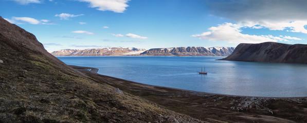 Lomfjord, Spitsbergen