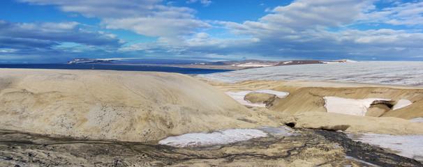 Torellneset, Spitsbergen