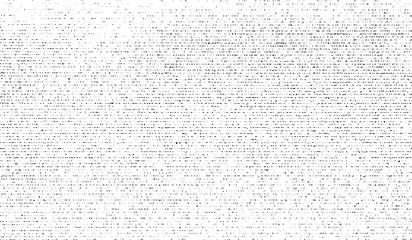 Photo sur Plexiglas Artificiel Subtle halftone grunge urban texture vector. Distressed overlay texture. Grunge background. Abstract mild textured effect. Vector Illustration. Black isolated on white. EPS10.