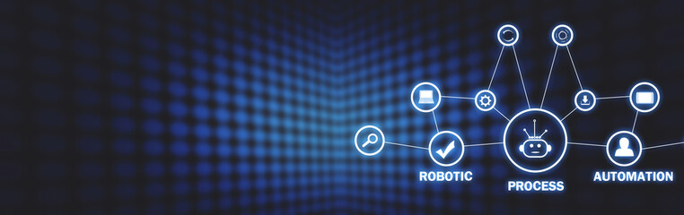 RPA-Robotic Process Automation. Business, Technology