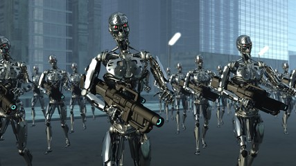 Droid Invasion Army