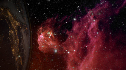 Young Stars Emerge from Orion's Head Fototapete