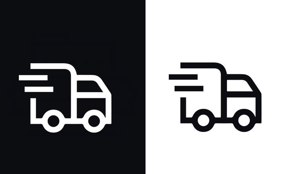 retail icons vector design black and white