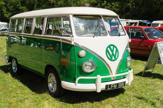 Vintage Type 2 Microbus
