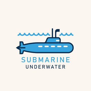 submarine with a periscope