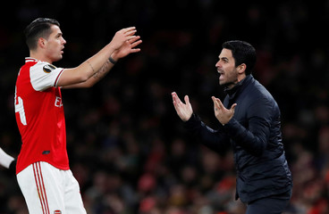Europa League - Round of 32 Second Leg - Arsenal v Olympiacos