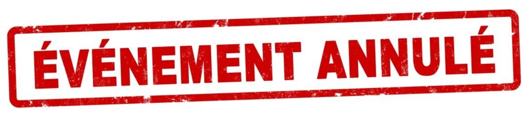 nlsb1295 NewLongStampBanner nlsb - étiquette / bannière française - français - timbre - événement annulé - événement - 4décimales5à1 - xxl f9124 Fotomurales