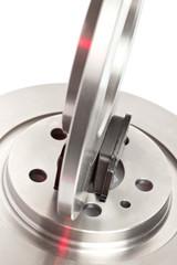 Freinage disques de frein et plaquettes