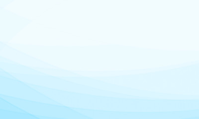Abstract white blue curved gradient geometric background. with space for concept design Technology and modern.