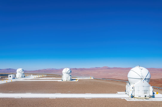 Auxiliary Telescopes at the Paranal Observatory