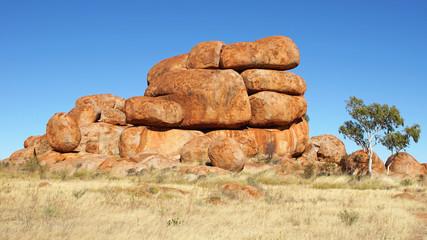 Wall Mural - Devils Marbles, Northern Territory, Australia