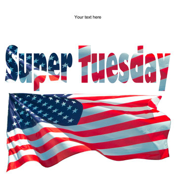 usa presidential electrion: March 3, 2020 super tuesday