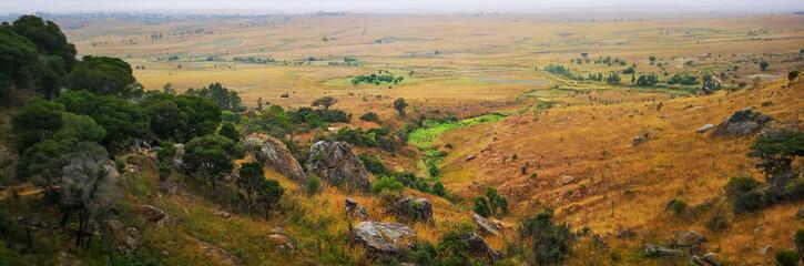 Isalo National Park Landscape, Madagascar
