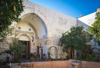 Nur al-Din Bimaristan, Damascus Syria