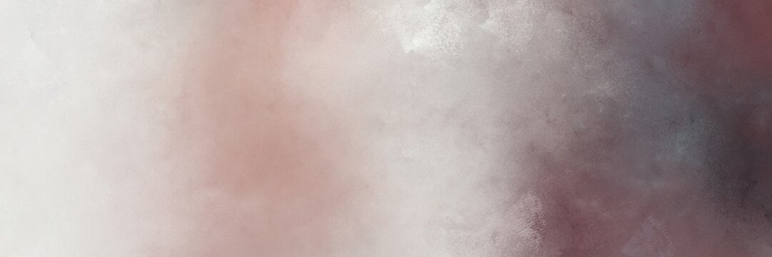 pastel gray, old mauve and old lavender color background with space for text or image. vintage texture, distressed old textured painted design. can be used as horizontal background texture