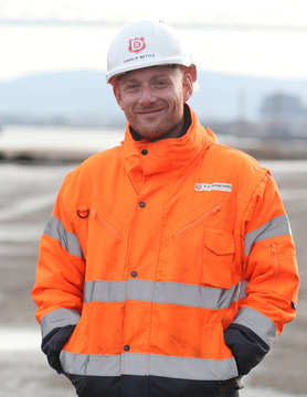 Charlie Nettle, commercial and marketing director for A.V Dawson, is pictured in Middlesbrough