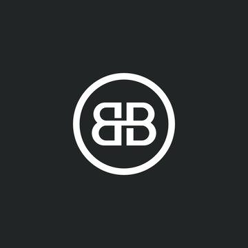 BB logo vector icon download