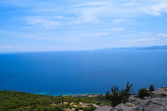 Kadirga Cove in Assos, Canakkale