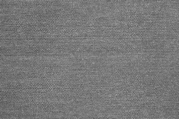 Texture of cloth material for design. Abstract background gray threads.